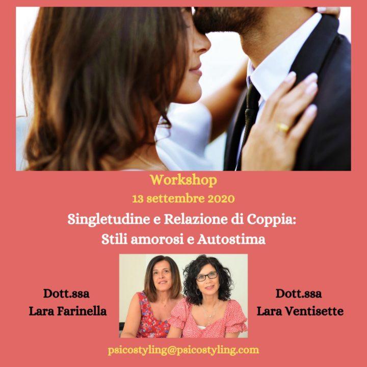 Workshop 13 settembre 2020